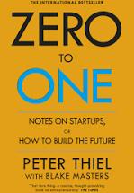 [Livre] Zero To One (synthèse brute)
